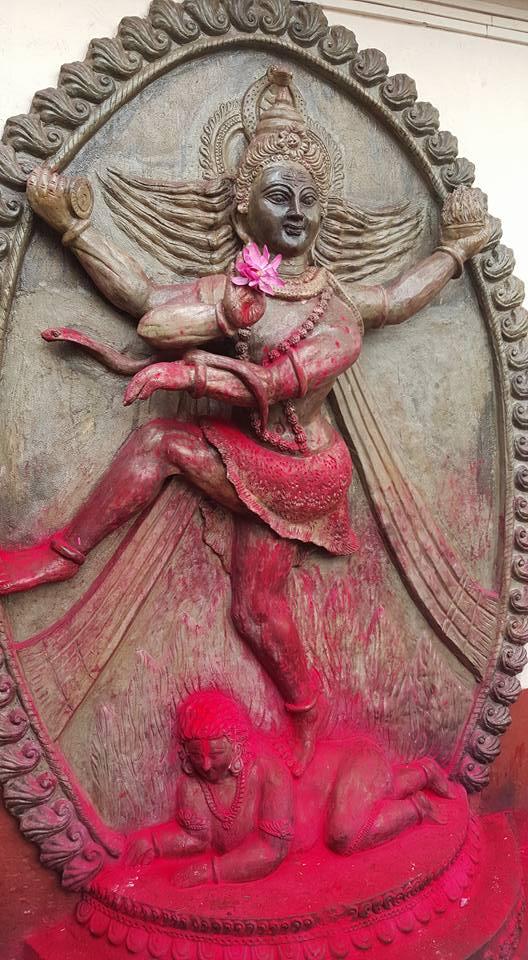 at Kamakhya Temple