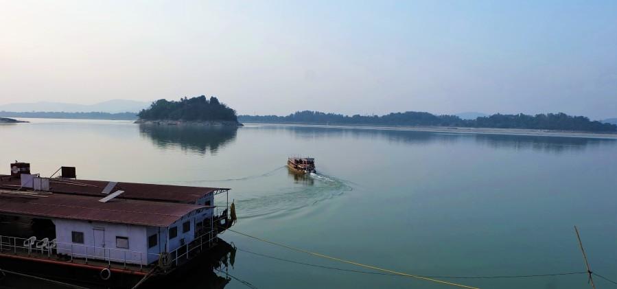 Brahmaputra River, Assam, India PC: S. Nagakyrie